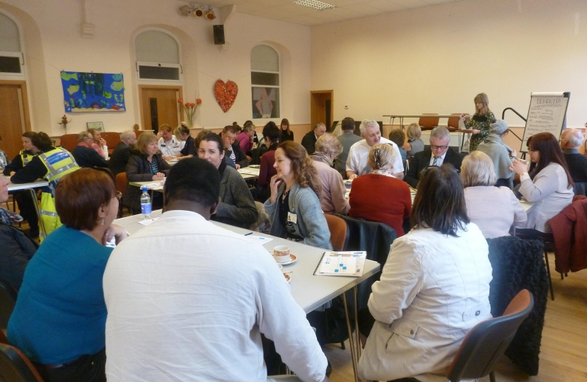 A Dementia Friends session