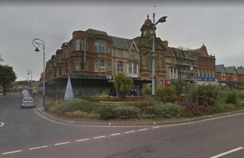 The JR Taylors store in St Annes PIC: Google