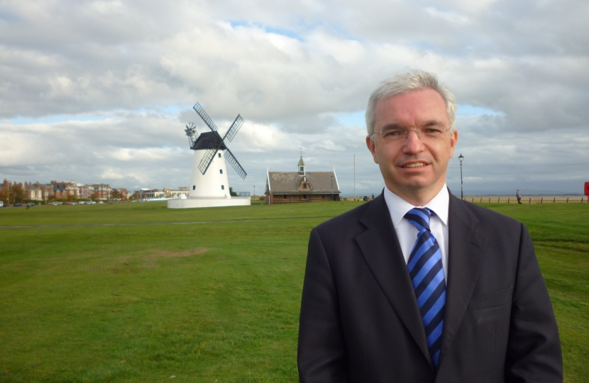 Mark Menzies, the Conservative Party candidate for Fylde